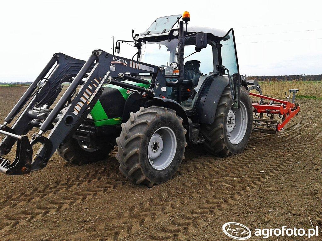 Deutz-Fahr Agrofarm 420 GS
