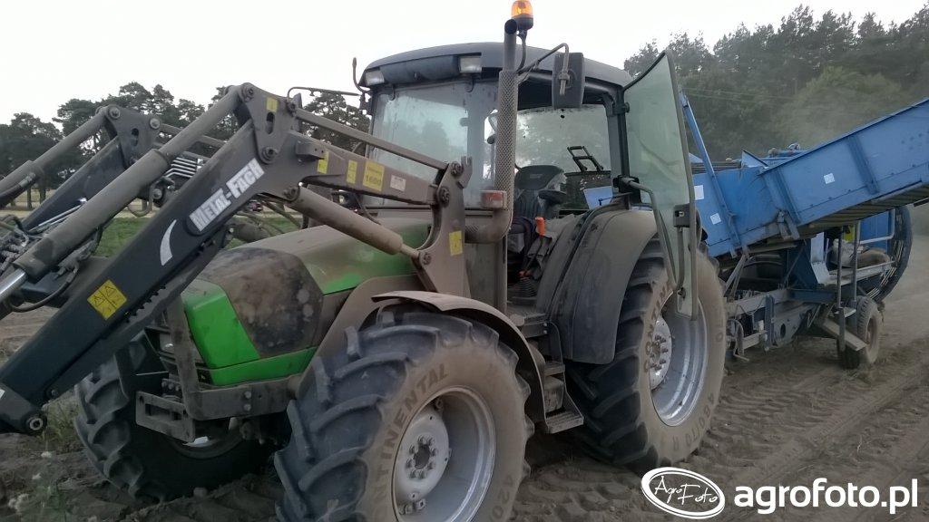 Deutz Fahr Agrofarm 420 i Anna