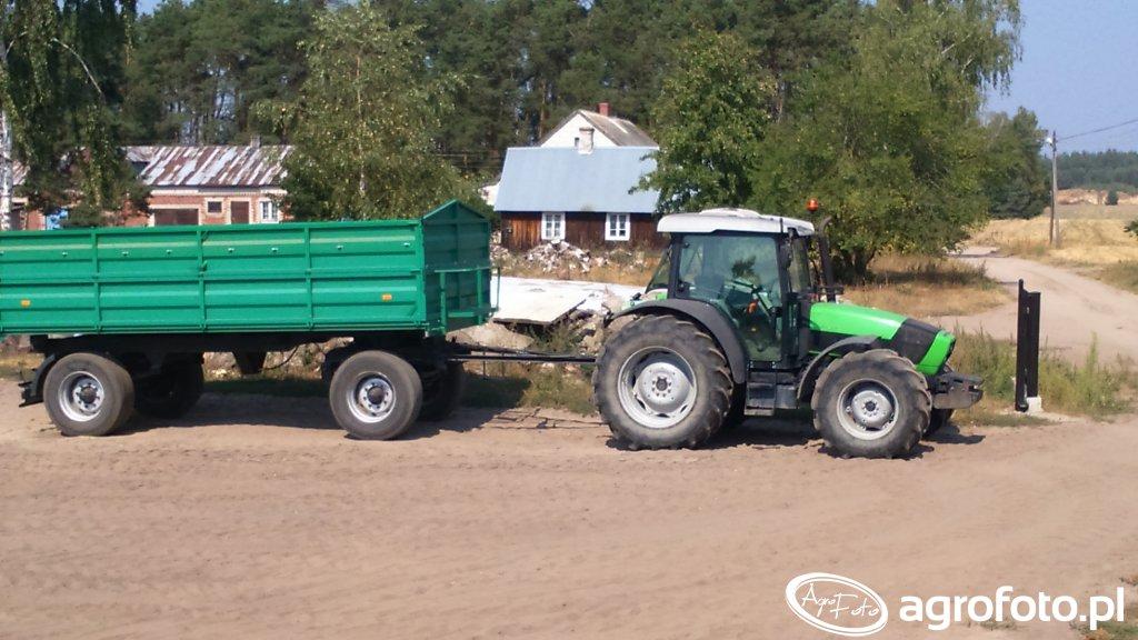 Deutz-Fahr Agrofarm 420 i HL8011