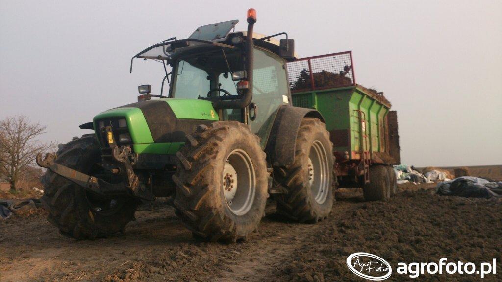 Deutz-Fahr Agrofarm 430 i Tytan 11