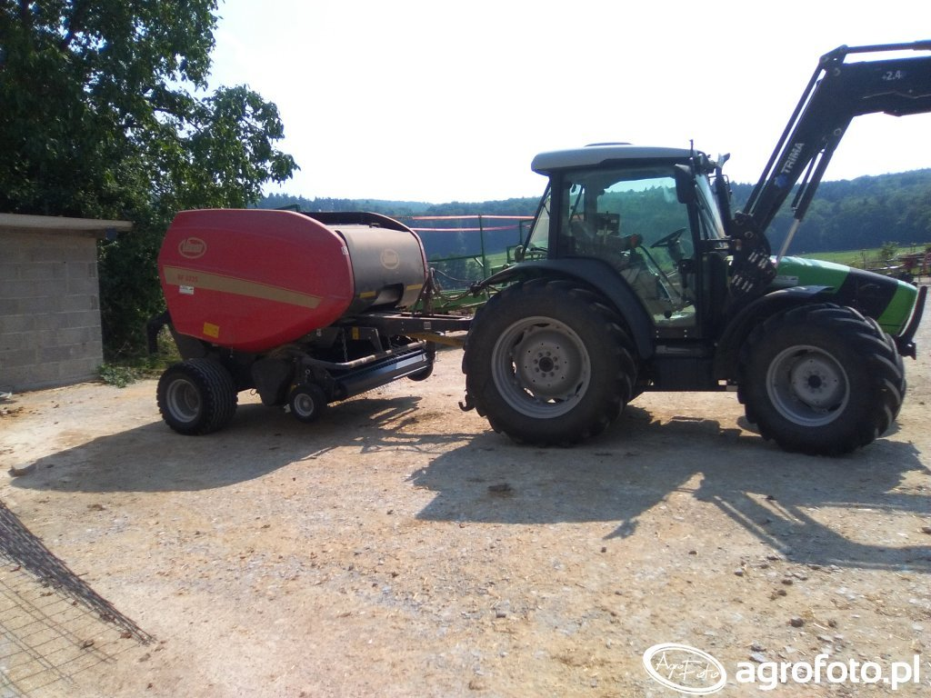 Deutz Fahr Agrofarm 430 Profiline