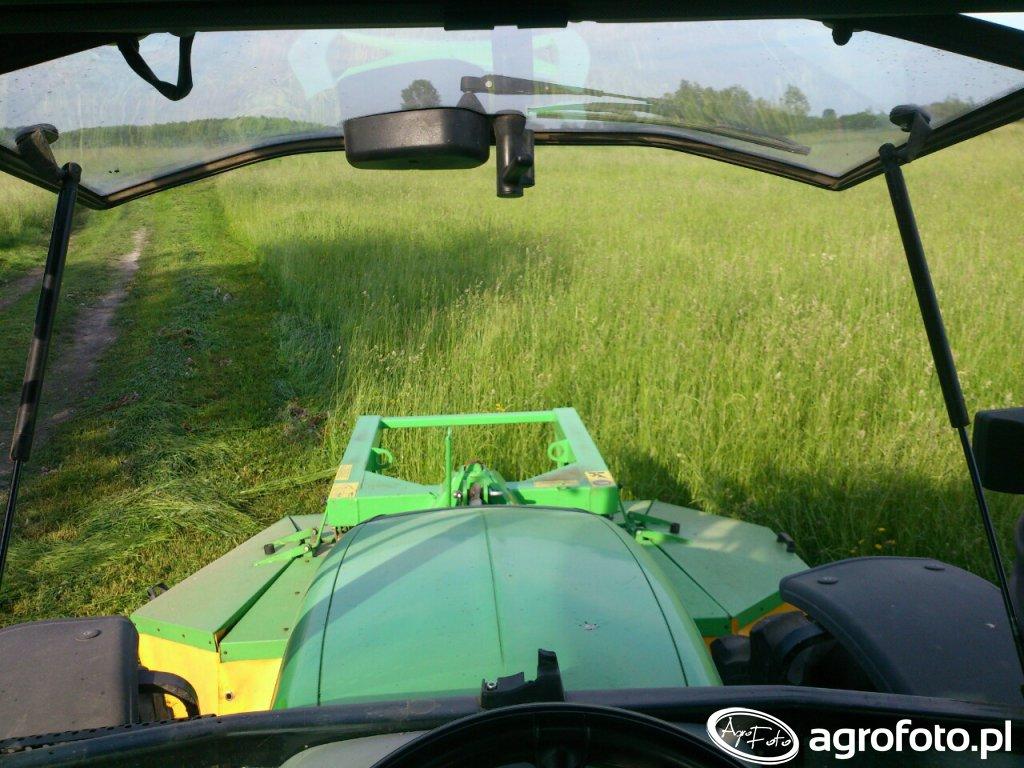 Deutz-Fahr Agrofarm 430 & SaMasz