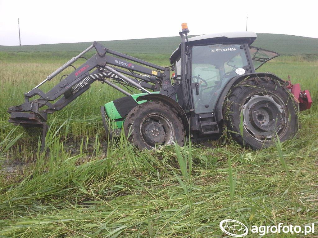 Deutz-Fahr Agroplus 320GS
