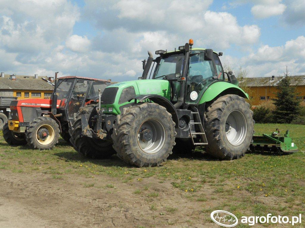 Deutz-Fahr Agrotron 230 & Ursus 914