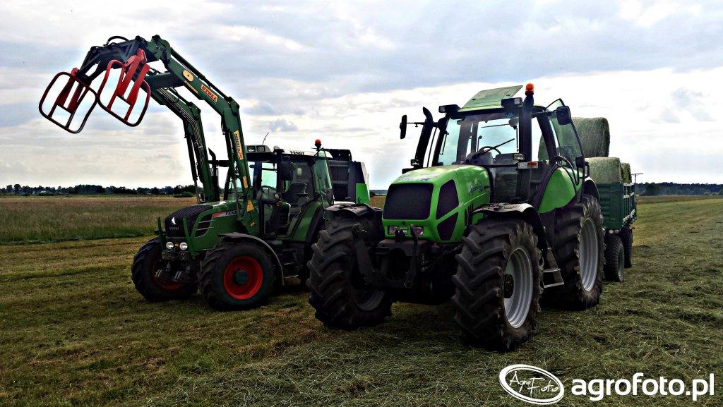 Deutz-Fahr Agrotron 260 i FENDT 310 Vario