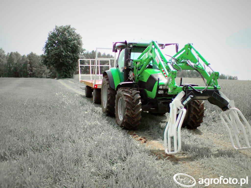 Deutz Fahr Agrotron K420