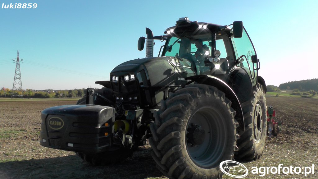 Deutz-Fahr Tour 2015