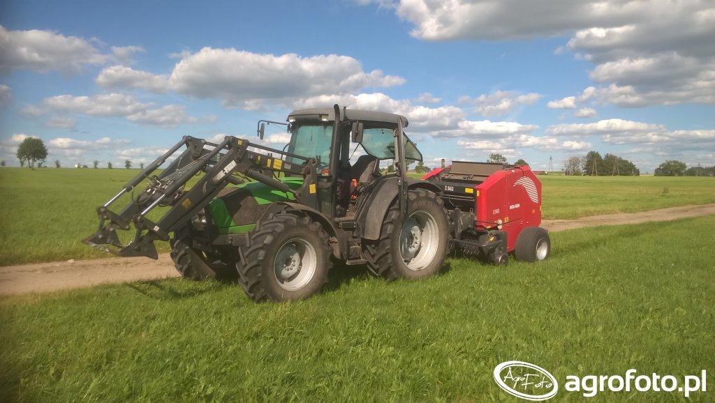 DF Agrofarm 420 i MF Z562