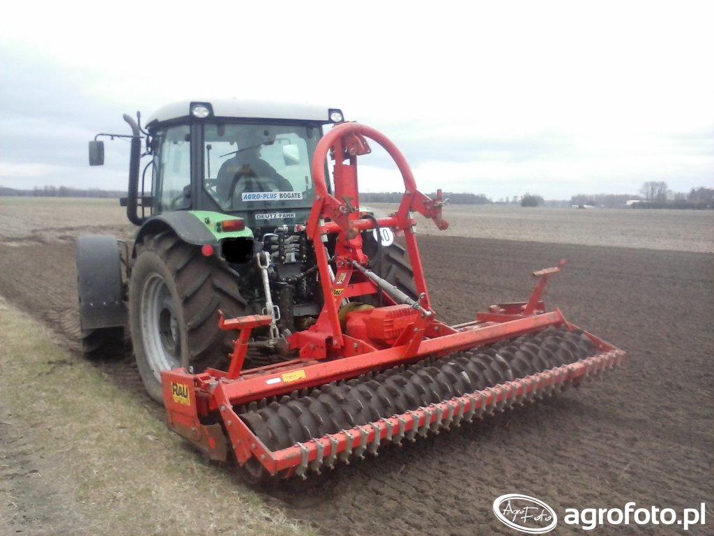 DF Agrofarm 430 & Rau