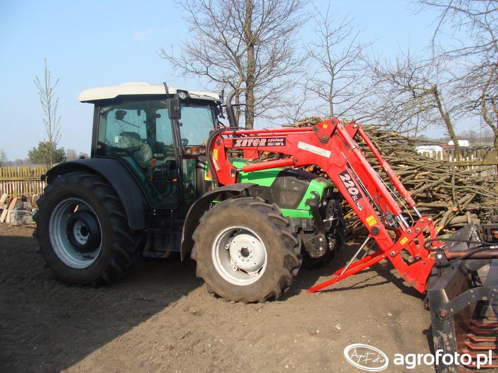 DF Agrofarm 430 & Tur Zetor Trac-Lift