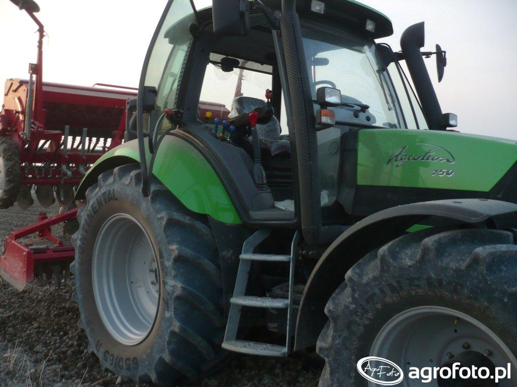 DF Agrotron 150 & Howard/Kongskilde