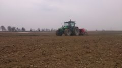 Deutz-Fahr Agrofarm 430 i Polonez 3/550 D
