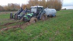 Deutz Fahr Agrofarm + Meprozet
