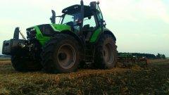Deutz-Fahr Agrotron 6160 i Gruber