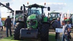 Deutz-Fahr na Agroshow