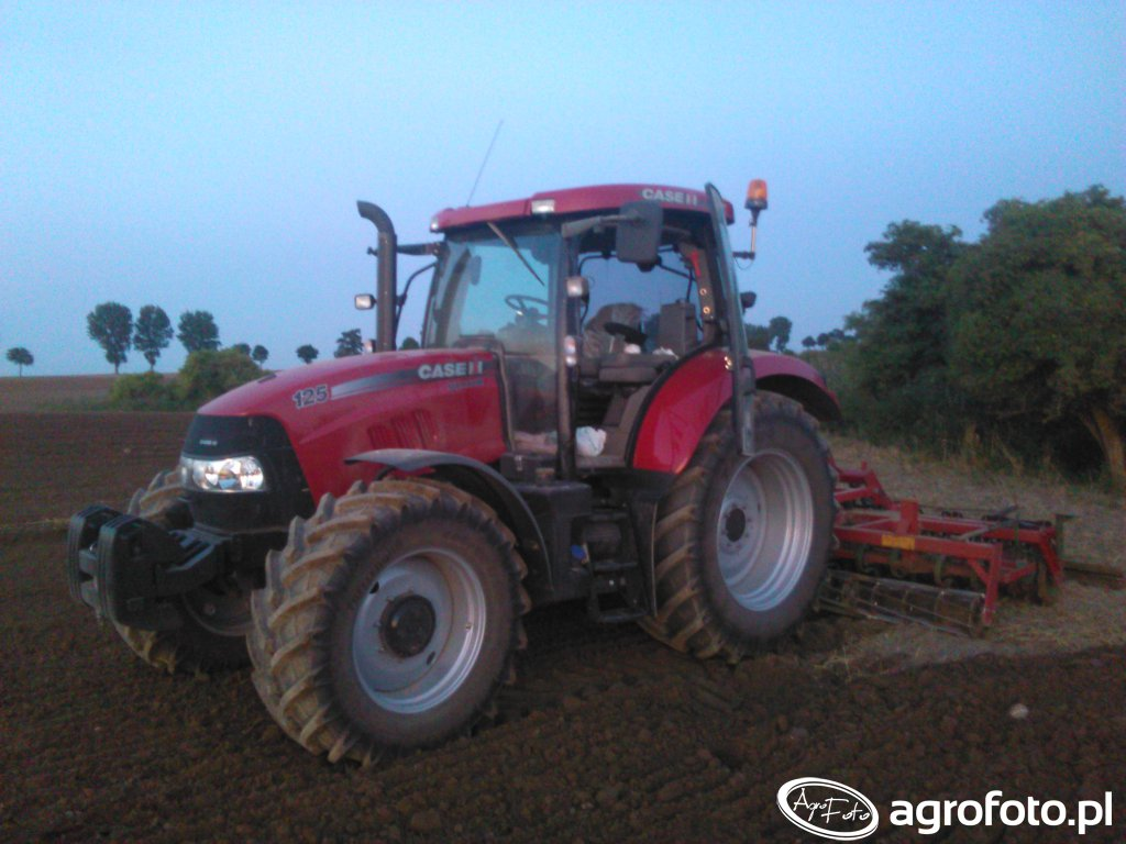 Case IH 125 maxxum Multicontroller