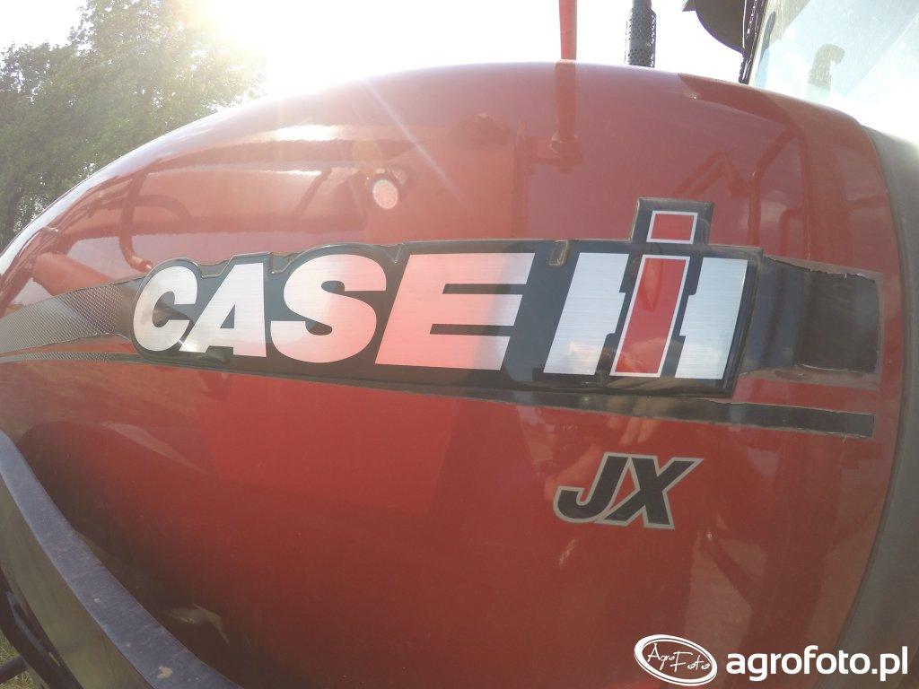 Case JX 95