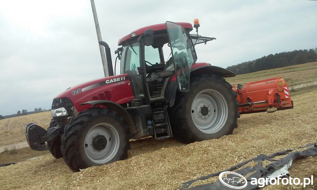 Case Maxxum 125 MC