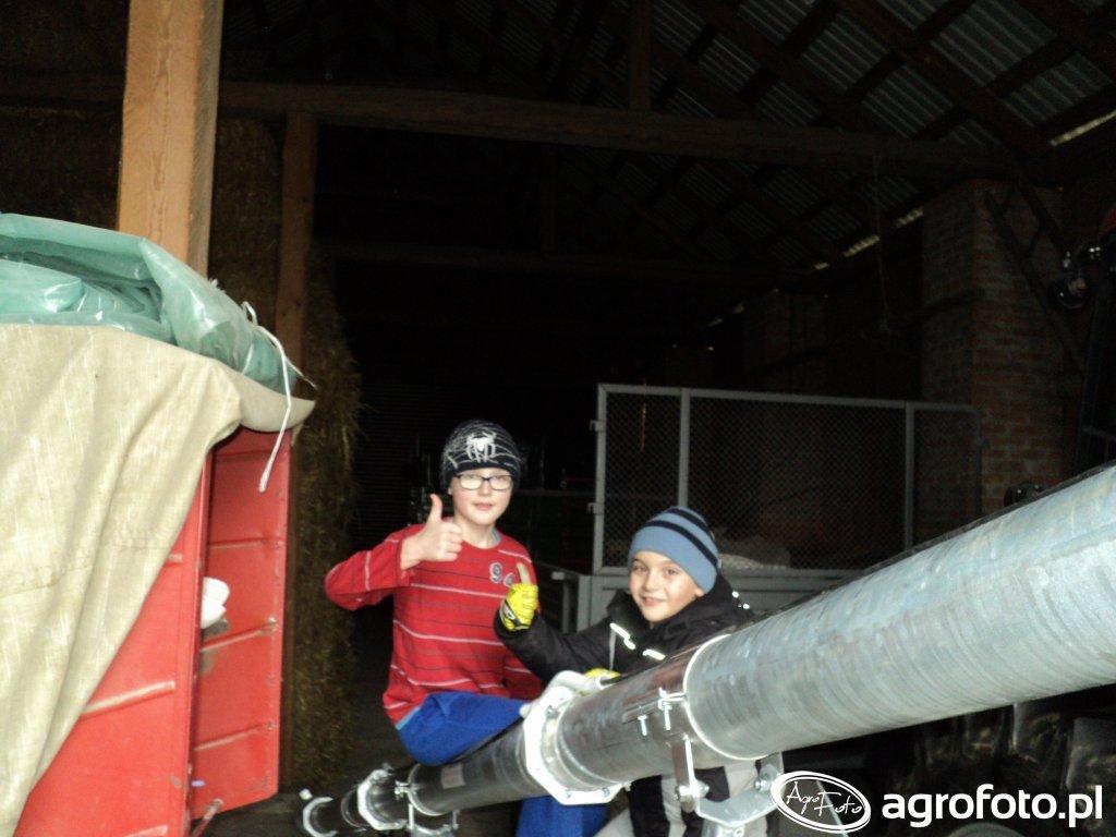 Żmijka Agro-mik fi140/6m/2,2kW