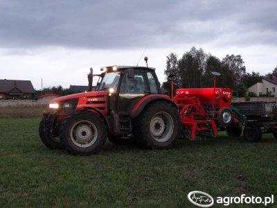 Same Rubin 135 + Agregat Uprawowo siewny Agro-Masz AS3 i Siewnik Agro-Masz SR300