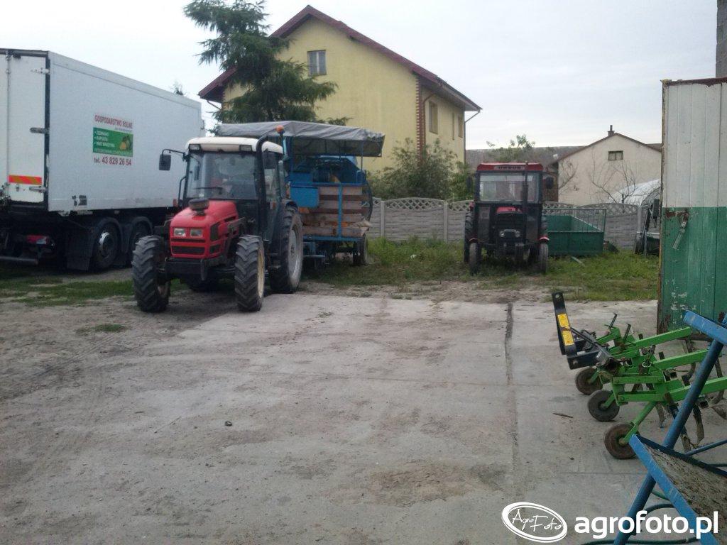 Same Dorado 75 & Ursus 3512