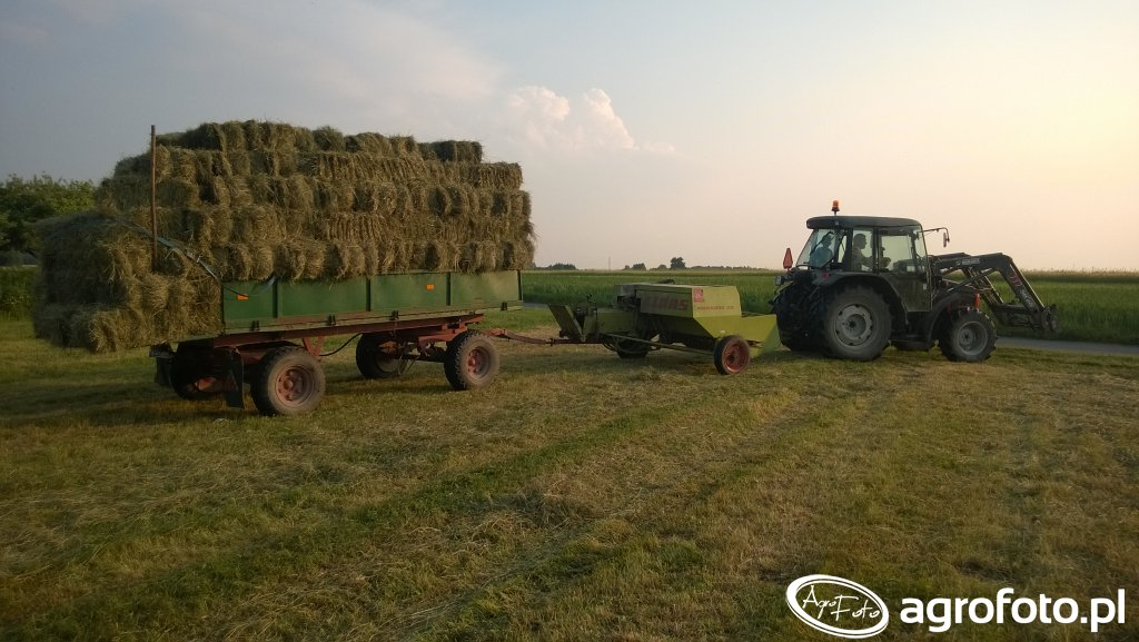 Same Roller 55w, maileux mx60, Claas markant 40, D-47