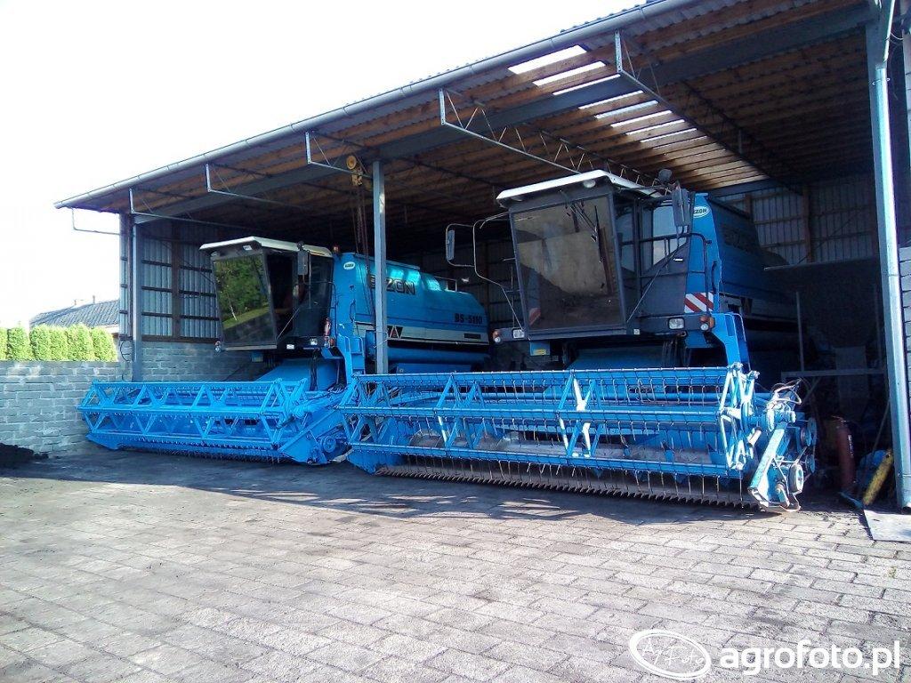 2x Bizon BS Z-110