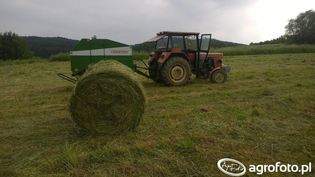 Bal trawy