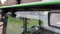 Naklejka John Deere