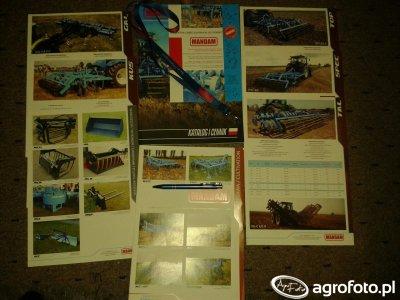 Katalog produktów firmy mandam