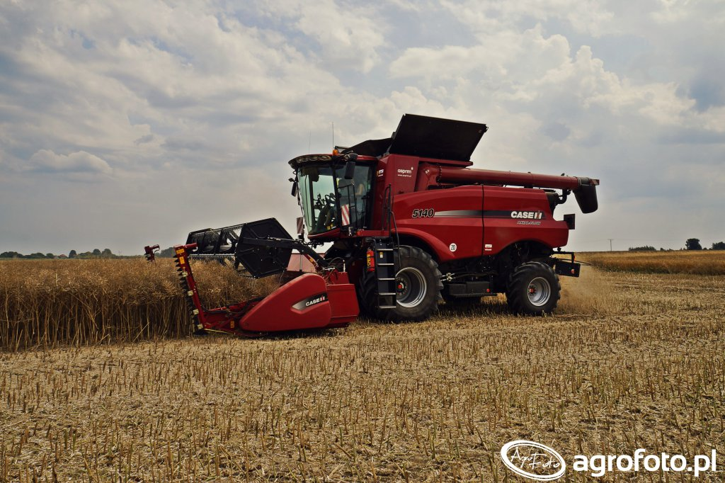 Case Axial Flow 5140