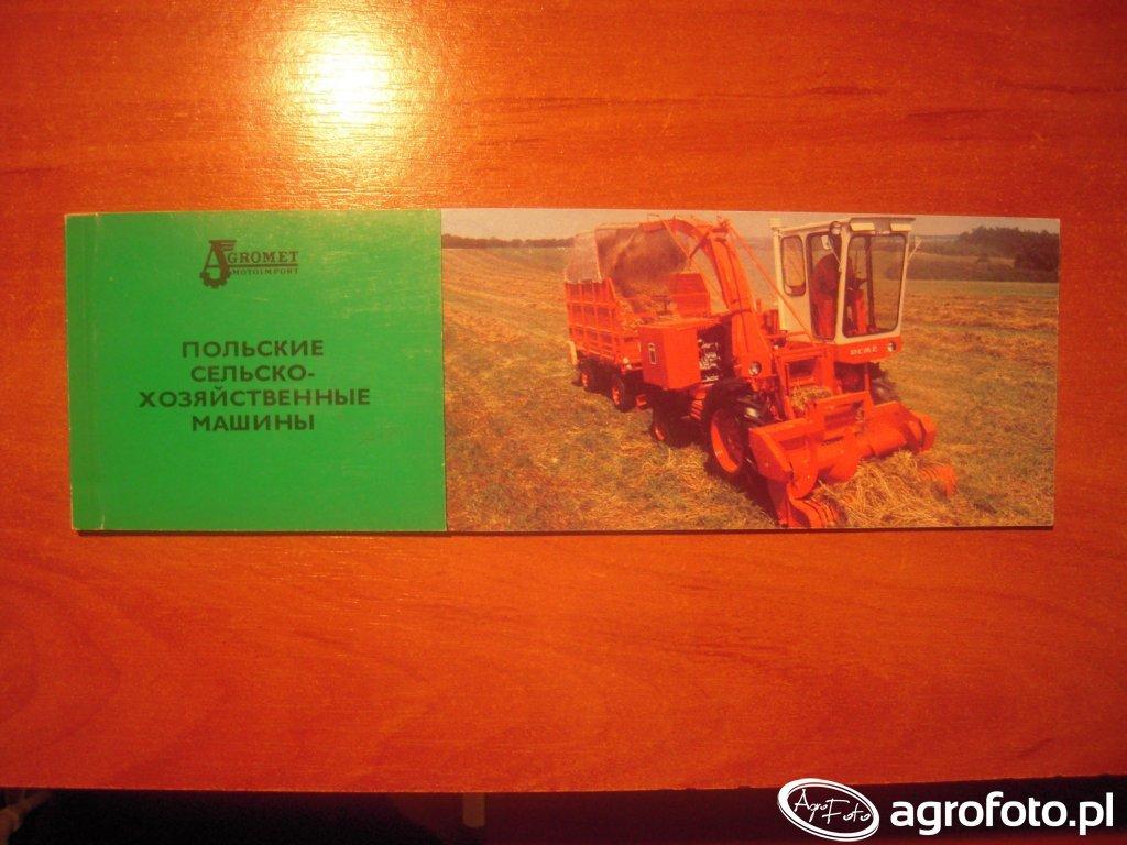 Agromet Motoimport - Polskie Maszyny Rolnicze