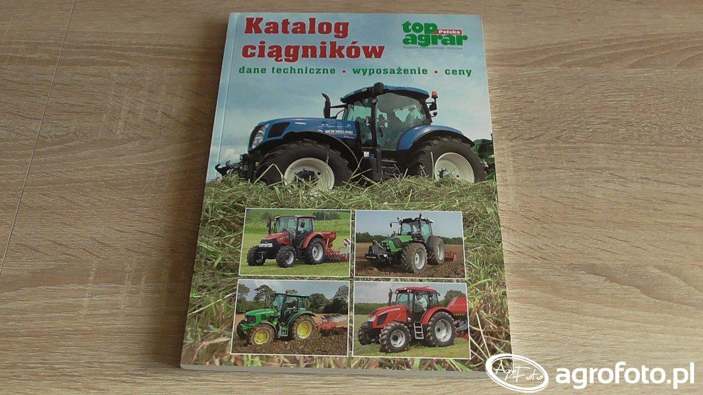 Katalog ciągników Top Agrar