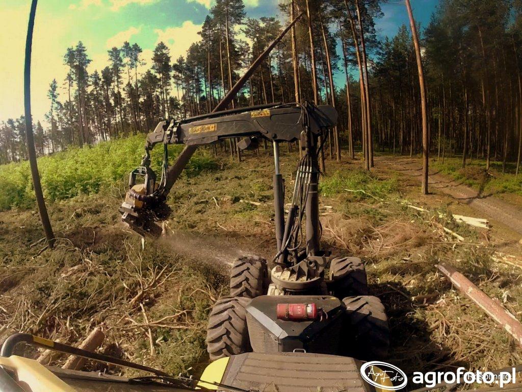 Harvester Ponsse Ergo