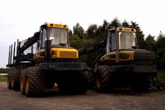 Harvester & Forwarder Ponsse