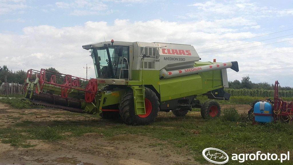 Claas Medion 330