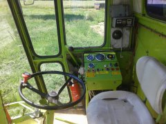 Claas Dominator 85 kabina
