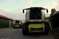 Lexion 600 & 480
