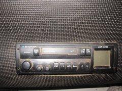 Radio w Claas Dominator 96