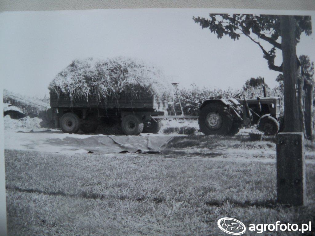 Ursus C-330 & Autosan D-45
