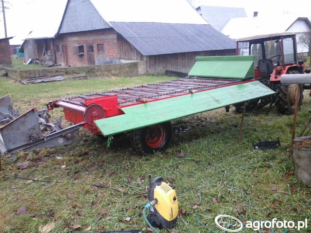 Ursus C-330m & Agromet Warfama T-032