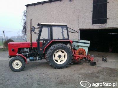 Ursus C-360 + Agrostroj SA 2-074