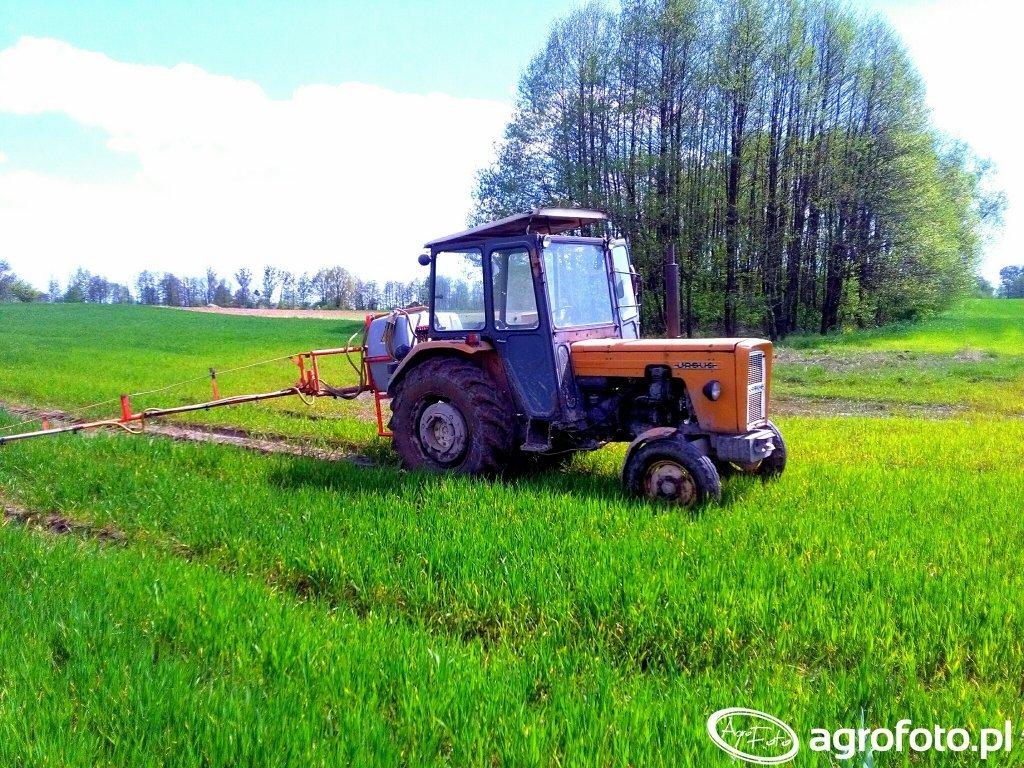 Ursus C-360-3P & Agromechanika 400/12