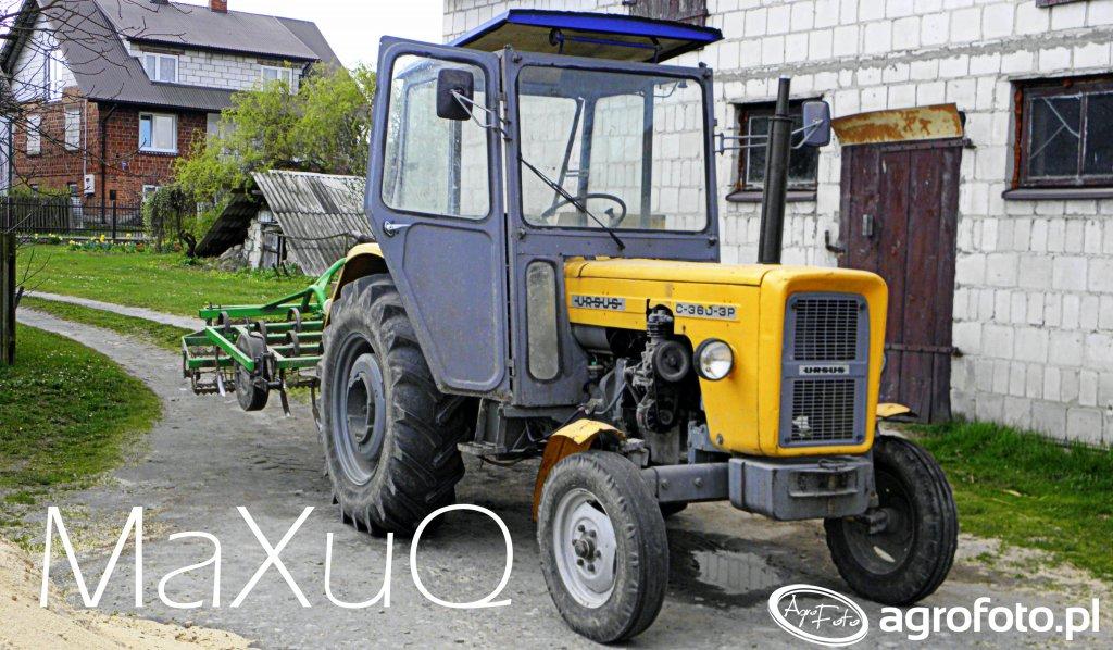 Ursus C-360 3P & Bomet 2,1