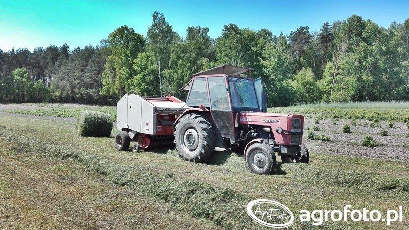 Ursus C-360 & Carraro 1200