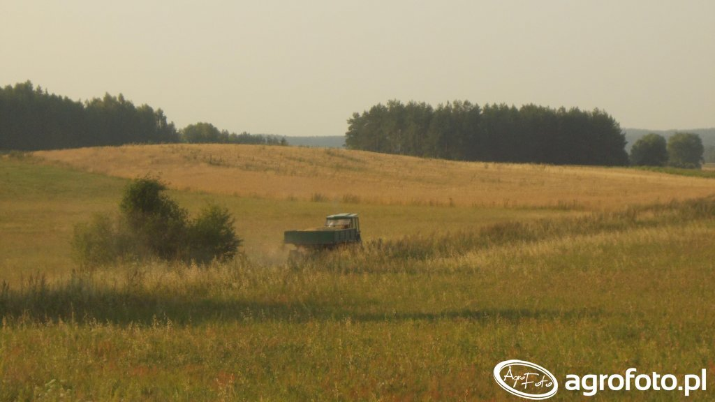 Ursus C-360 & Przyczepa D47