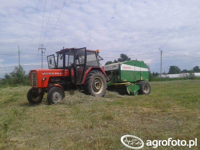 Ursus C-360 & Sipma Z-279/1 Farma II