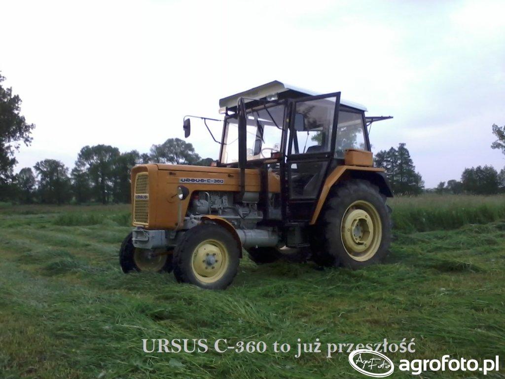 Ursus C-360