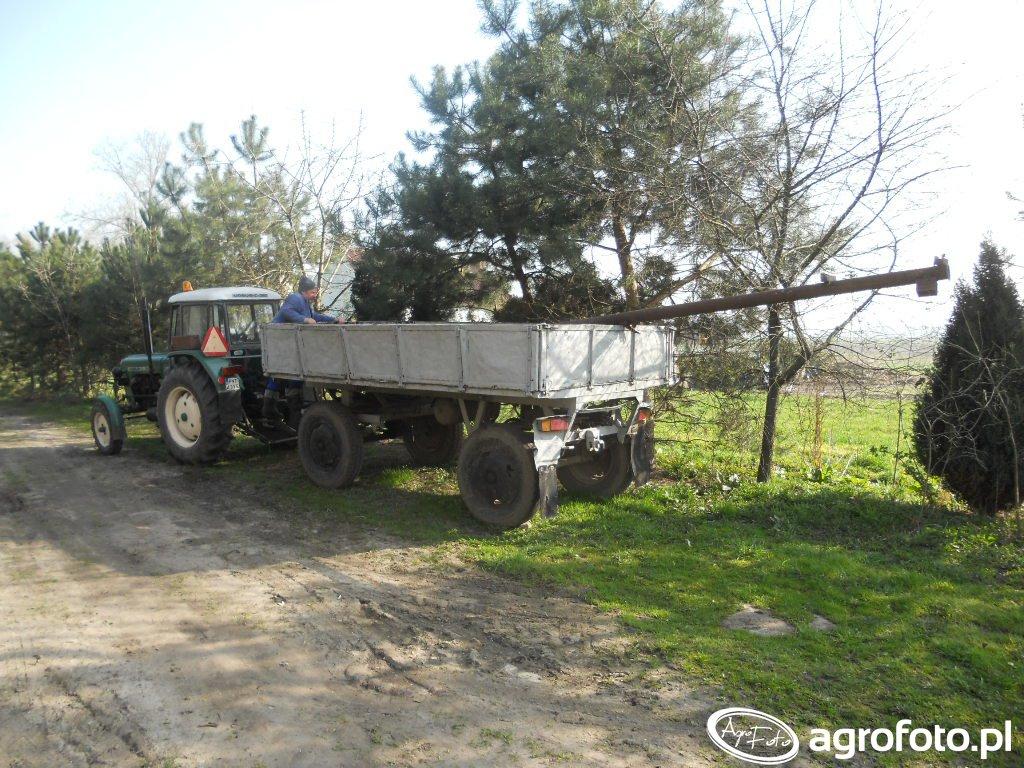 Ursus C-4011 & Autosan