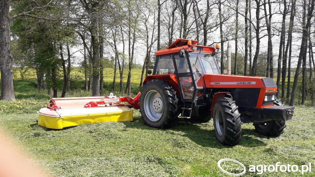 Ursus 1224 Turbo Pottinger